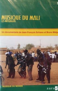 Musique du Mali: Les messagers Jean-François SCHIANO laflutedepan