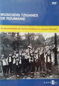 Musiciens Tziganes de Roumanie Patricia PAILLEAUD Livre laflutedepan