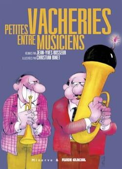 Petites vacheries entre musiciens Christian BINET Livre laflutedepan