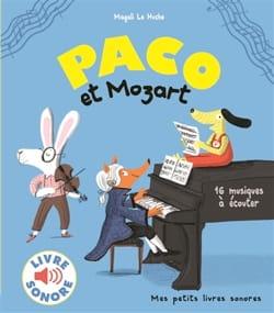 Paco et Mozart - LE HUCHE François - Livre - laflutedepan.com