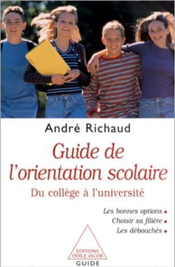 André RICHAUD - The Guide to Educational Guidance: From College to University - Sheet Music - di-arezzo.com