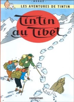 HERGÉ - The Adventures of Tintin Volume 20: Tintin in Tibet - Sheet Music - di-arezzo.com