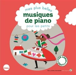 Elsa FOUQUIER - My most beautiful piano music for the little ones - Book - di-arezzo.com