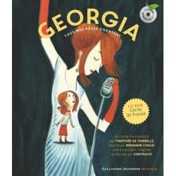 Georgia : tous mes rêves chantent DE FOMBELLE Timothée laflutedepan