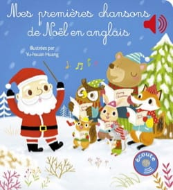 YU-HSUAN HUANG - My first Christmas songs in English - Book - di-arezzo.com