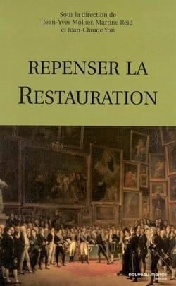Repenser la Restauration - COLLECTIF - Livre - laflutedepan.com
