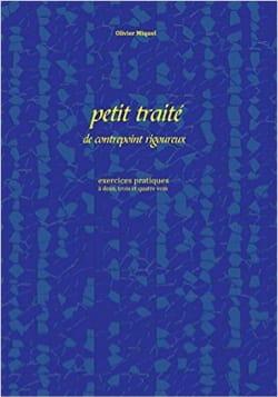 Olivier MIQUEL - Small treaty of rigorous counterpoint - Book - di-arezzo.com