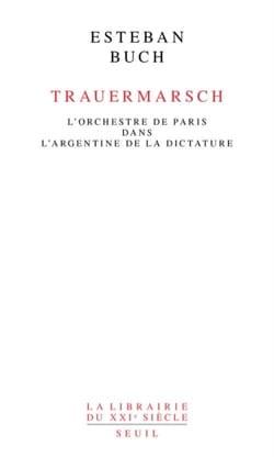 Trauermarsch : l'Orchestre de Paris dans l'Argentine de la dictature laflutedepan