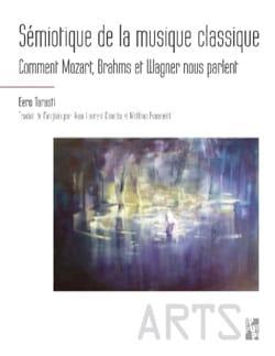 Sémiotique de la musique classique Eero TARASTI Livre laflutedepan