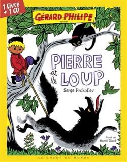 Serguei PROKOFIEV - Pierre et le loup - Livre - di-arezzo.fr