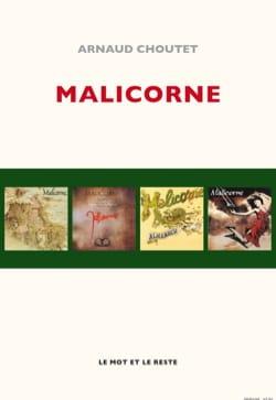 Malicorne - Arnaud CHOUTET - Livre - Les Oeuvres - laflutedepan.com