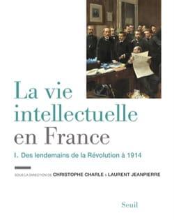 La vie intellectuelle en France, volume 1 laflutedepan