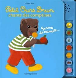 Petit Ours Brun chante des comptines - Danièle BOUR - laflutedepan.com