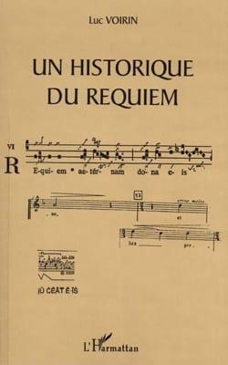Historique du requiem (un) Luc VOIRIN Livre Les Oeuvres - laflutedepan
