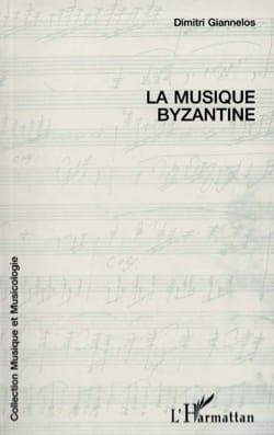 La musique byzantine Dimitri GIANNELOS Livre Les Pays - laflutedepan