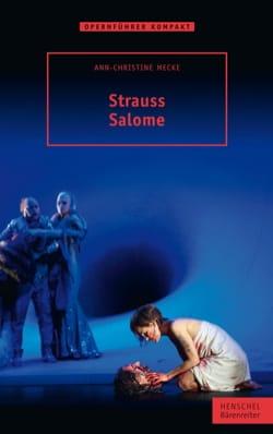 Strauss : Salome - Ann-Christine MECKE - Livre - laflutedepan.com