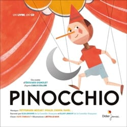Edouard SIGNOLET - Pinocchio - Livre - di-arezzo.fr