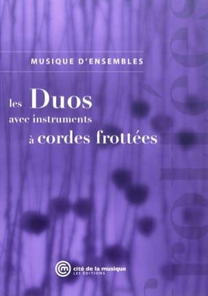 Les duos avec instruments à cordes frottées - laflutedepan.com