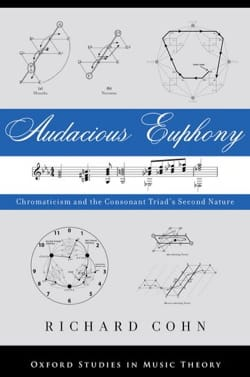 Audacious Euphony: Chromatic Harmony and the Triad's Second Nature laflutedepan
