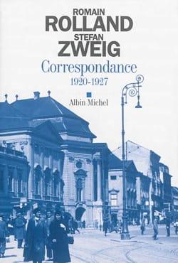Correspondance 1920-1927 ROLLAND Romain / ZWEIG Stefan laflutedepan