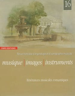Musique, images, instruments, n° 16 Florence dir. GÉTREAU laflutedepan