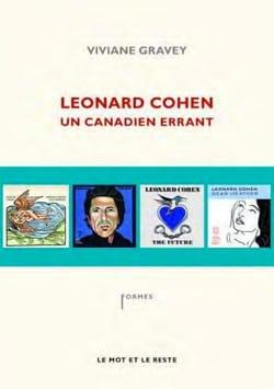Leonard Cohen : un Canadien errant Viviane GRAVEY Livre laflutedepan