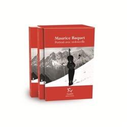 Maurice Baquet : portrait avec violoncelle Hervé BODEAU laflutedepan