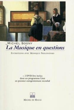 La musique en questions : entretiens avec Monique Philonenko laflutedepan