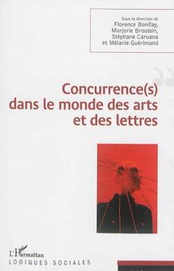 CONCURRENCE(S) DANS LE MONDE DES ARTS ET DES LETTRES laflutedepan