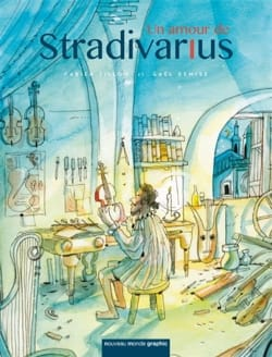 Fabien TILLON - Un amour de Stradivarius - Livre - di-arezzo.fr