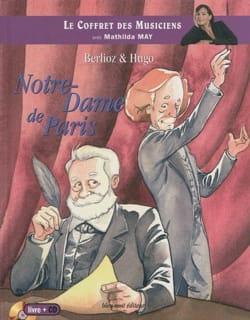 Pascal FARDET - Berlioz & Hugo : Notre-Dame de Paris - Livre - di-arezzo.fr
