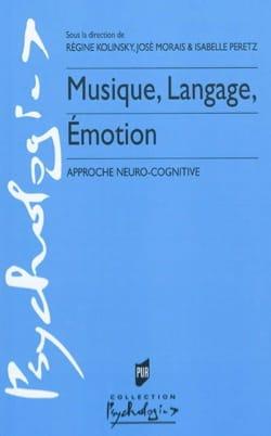 Musique, langage, émotion : approche neuro-cognitive laflutedepan