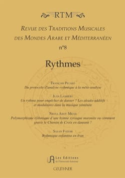 RTM n°8 : Rythmes des Traditions Musicales Revue Livre laflutedepan
