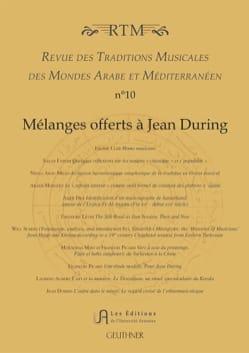 RTM n°10 : Mélanges offerts à Jean During laflutedepan