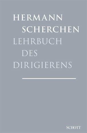 Lehrbuch des Dirigierens Hermann SCHERCHEN Livre laflutedepan