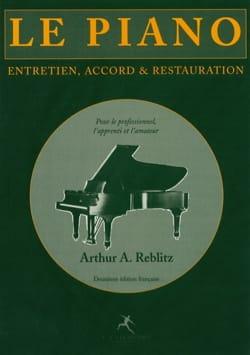 Le Piano : entretien, accord et restauration laflutedepan