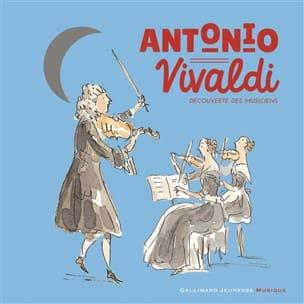 Antonio Vivaldi - Olivier BAUMONT - Livre - laflutedepan.com