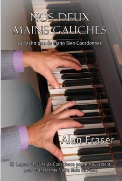 Alan FRASER - Nos deux mains gauches - Livre - di-arezzo.fr