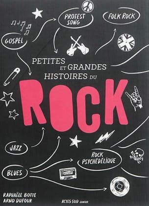 Petites et grandes histoires du rock laflutedepan