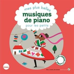 Cécile GAMBINI - Mes plus belles musiques de piano pour les petits - Livre - di-arezzo.fr
