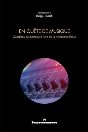 En quête de musique : questions de méthode à l'ère de la numérimorphose laflutedepan