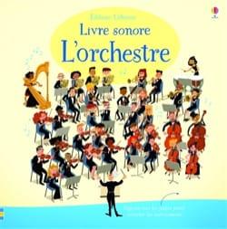 L'orchestre - TAPLIN Sam / LONGCROFT Sean - Livre - laflutedepan.com