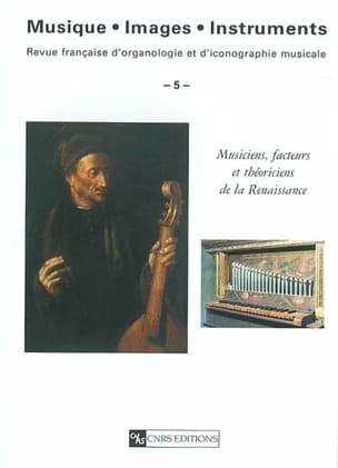 Musique, images, instruments, n° 5 Florence dir. GÉTREAU laflutedepan