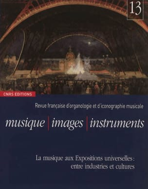 Musique, images, instruments, n° 13 Florence dir. GÉTREAU laflutedepan