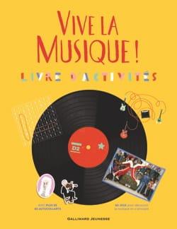Vive la musique ! - Béatrice FONTANEL - Livre - laflutedepan.com