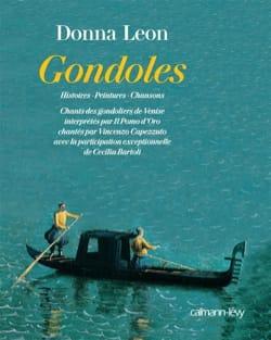 Gondoles : histoires, peintures, chansons Donna LEON laflutedepan
