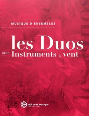 Les duos avec instruments à vent - COLLECTIF - laflutedepan.com