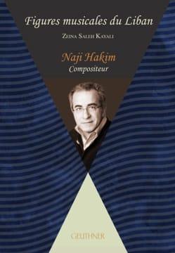 Figures musicales du Liban - Naji Hakim - laflutedepan.com