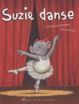 Suzie danse - Christine SCHNEIDER - Livre - laflutedepan.com