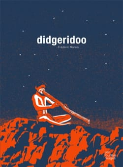Didgeridoo - Frédéric MARAIS - Livre - laflutedepan.com